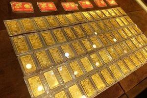 Vàng thế giới và trong nước đồng loạt giảm mạnh