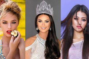 Lộ diện thêm dàn đối thủ quyến rũ, tài năng của Hoàng Thùy ở Miss Universe 2019