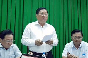Tỉnh ủy Sóc Trăng phủ nhận được đại gia Trịnh Sướng tài trợ đi nước ngoài