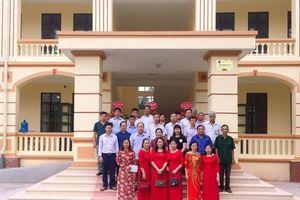 PV GAS tài trợ 3 tỷ đồng xây trường học ở Hưng Yên