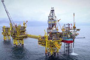 Total đón first gas ở mỏ Culzean ngoài khơi Scotland