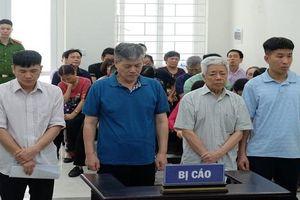 Nguyên Chủ tịch Hội đồng thành viên Vinashin lĩnh án 13 năm tù giam