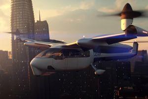 Dịch vụ 'taxi bay' Uber Air sẽ được thí điểm tại Melbourne