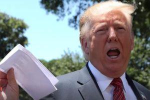 Ông Trump 'giấu đầu hở đuôi' thỏa thuận bí mật với Mexico