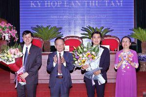 Ông Hoàng Quốc Khánh được bầu làm Chủ tịch UBND tỉnh Sơn La
