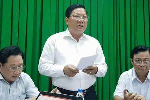 Phó chủ tịch Sóc Trăng nói lãnh đạo đi Nhật do Trịnh Sướng mời là chưa chính xác