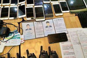 TP.HCM: Phát hiện 20 người Trung Quốc dùng công nghệ cao để lừa đảo chiếm đoạt tài sản