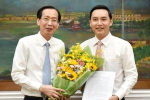 UBND TP.HCM bổ nhiệm Phó chánh văn phòng 35 tuổi