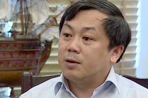 Kỷ luật Cục trưởng Đường thủy nội địa Việt Nam