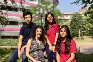Bí quyết học và thi giúp học sinh trường TH School tự tin bước ra giảng đường thế giới