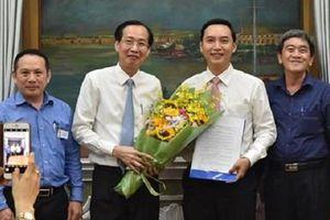 UBND TPHCM có tân Phó Chánh Văn phòng 35 tuổi