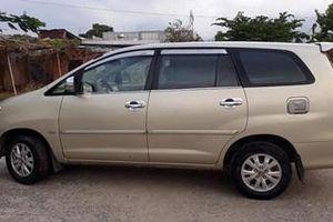 Trộm giỏi hơn cả 'chuyên gia' lấy cắp xe Toyota Innova