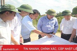 Tạo thuận lợi để thu hút đầu tư hạ tầng cụm công nghiệp ở Lộc Hà
