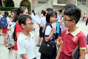 Trên 4.100 học sinh 'đua' vào lớp 6 Trường THCS chuyên Trần Đại Nghĩa