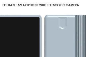 Đi trước Samsung, Huawei, điện thoại gập màn hình của Oppo có camera 'thò thụt'