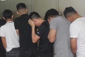 Đồng Nai: Phát hiện 14 đối tượng phê ma túy trong quán karaoke