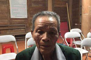 Nghệ An: Gần 24 giờ truy bắt cụ ông 80 tuổi nghi chém chết con trai