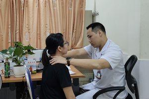 Để 'thầy lang' chữa basedow, người phụ nữ bị nhiễm trùng nghiêm trọng