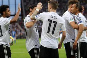 Kết quả bóng đá vòng loại EURO: Đức gieo ác mộng; Italia ngược dòng hú vía