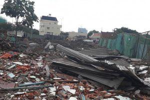 Người dân 'tố' Giám đốc Công ty TNHH Thương mại Xây dựng Lê Thành san phẳng nhà ở, hủy hoại nhiều tài sản