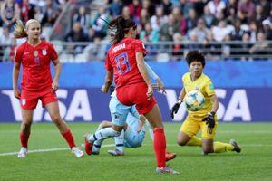 Đội tuyển nữ Thái Lan nhận trận thua đậm nhất lịch sử World Cup