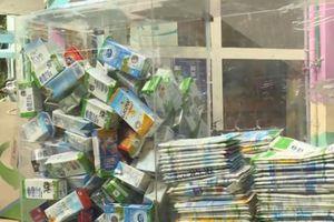 Thu gom, tái chế vỏ hộp sữa: Để không còn lãng phí 'tài nguyên'