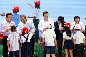Sẽ tặng hơn 1.9 triệu mũ bảo hiểm cho học sinh bước vào lớp 1