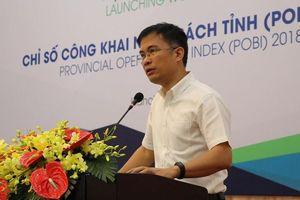 Vĩnh Long đứng đầu cả nước về chỉ số công khai ngân sách tỉnh 2018