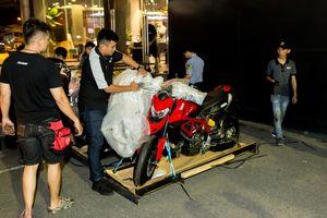 'Mở thùng' Ducati Hypermotard 950 2019 đầu tiên tại TP.HCM
