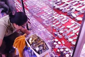 Phát hiện hàng trăm chiếc đồng hồ giả mạo hàng hiệu Rolex, Longines, Omega