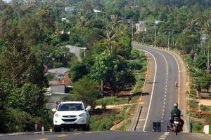 Dự án đầu tư xây dựng đường Hồ Chí Minh đoạn Chơn Thành - Đức Hòa