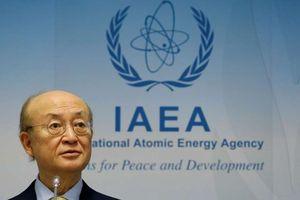 IAEA: Iran đang tăng cường làm giàu Uranium