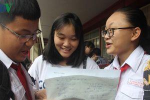 TP HCM công bố điểm thi tuyển lớp 10 công lập năm 2019