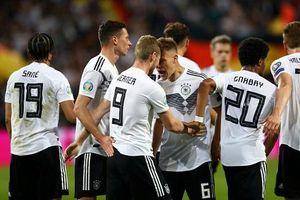 Vòng loại EURO 2020: Đức và Pháp đại thắng, Italia nhọc nhằn có 3 điểm