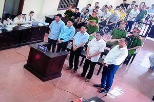 Vụ án chạy thận: Hoàng Công Lương đi thẳng vào phòng xử phúc thẩm
