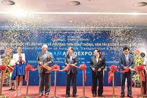 Vietnam AutoExpo 2019 giúp kết nối giao thương ngành ô tô, xe máy