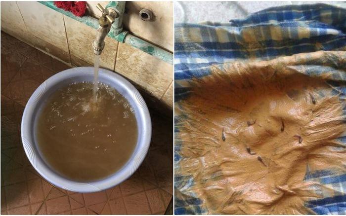 Sinh viên ký túc xá phải dùng nước bẩn: Đại học KTQD nói gì?