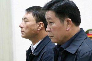 Không giảm án cho 2 cựu Thứ trưởng Công an và Vũ 'nhôm'