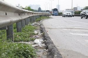 Tuyến giao thông Vành đai 3 trên cao được vệ sinh môi trường ra sao?