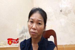 Bắt giữ đối tượng 8 lần phạm tội 'móc túi' tại các bến xe buýt Hà Nội