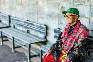 Cụ ông 84 tuổi người Nhật 'chất chơi' trên Instagram khiến giới trẻ cũng phải e dè