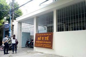 Sở Y tế tỉnh Vĩnh Long có tân giám đốc