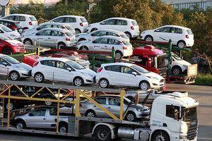Xe nhập tiếp tục chiếm ưu thế và tăng doanh số bứt phá