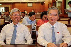 Hai tân phó chủ tịch UBND TP.HCM được giao các vấn đề nóng