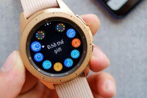 Samsung dọn hàng tồn, Galaxy Watch giảm giá gần 3,5 triệu đồng
