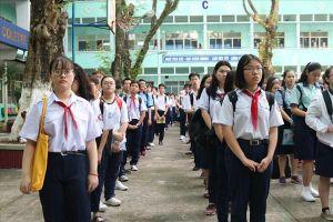 Công bố điểm thi lớp 10 vào Trường Trung học Thực hành ĐH Sư phạm TPHCM