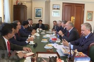 Kết thúc Diễn đàn Kinh tế quốc tế St. Petersburg lần thứ 23