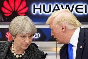 Trung Quốc bắt đầu phản đòn, cảnh báo Anh từ chối Huawei