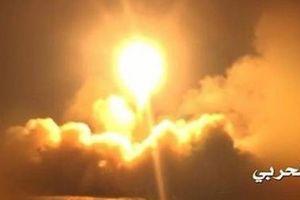 Sân bay Ả Rập Saudi bị nã tên lửa hành trình
