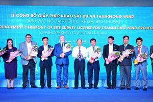 Khảo sát chi tiết dự án điện gió 3.400MW tại Bình Thuận